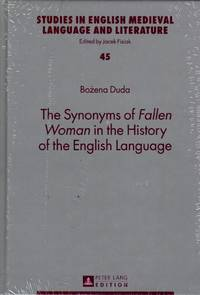 Synonyms of Fallen Woman in the History of the English Language