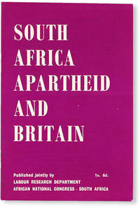 image of South Africa, Apartheid and Britain