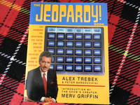 image of The Jeopardy! Book: The Answers, the Questions, the Facts, and the Stories of the Greatest Game Show in History