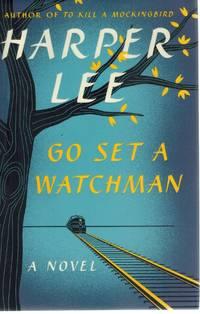 image of GO SET A WATCHMAN A Novel