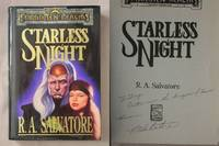 Starless Night by  R. A Salvatore - Signed First Edition - 1993 - from Mind Electric Books and Biblio.com