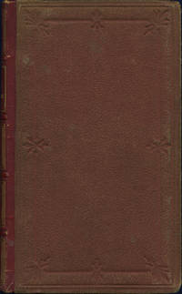 Tours: Alfred Mame et Fils, 1870. Nouvelle édition. Red morocco over original brown cloth boards, g...