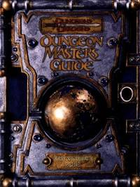image of Dungeons & Dragons Dungeon Master's Guide: Core Rulebook 2, v.3.5