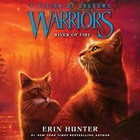 image of Warriors: A Vision of Shadows #5: River of Fire Lib/E