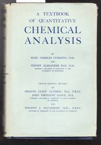 image of A Textbook of Quantative Chemical Analysis