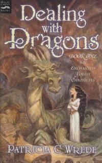 Enchanted Forest Chronicles: Book One: Dealing With Dragons