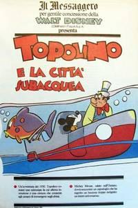 Topolino (Mickey Mouse) - Four Volume Set
