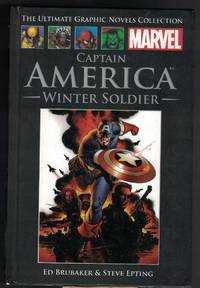 CAPTAIN AMERICA Winter Soldier - the Marvel Ulitimate Graphic Novel  Collection, Volume 44