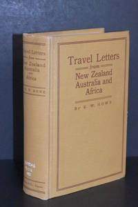 Travel Letters from New Zealand, Australia, and Africa