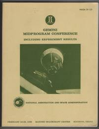 Gemini Midprogram Conference, Including Experiment Results (NASA Sp-121)