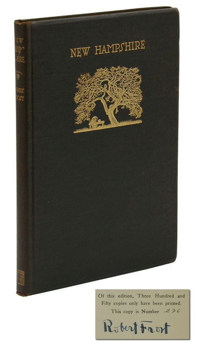 New York: Henry Holt & Company, 1923. First Edition. Near Fine. First edition, first printing. Limit...