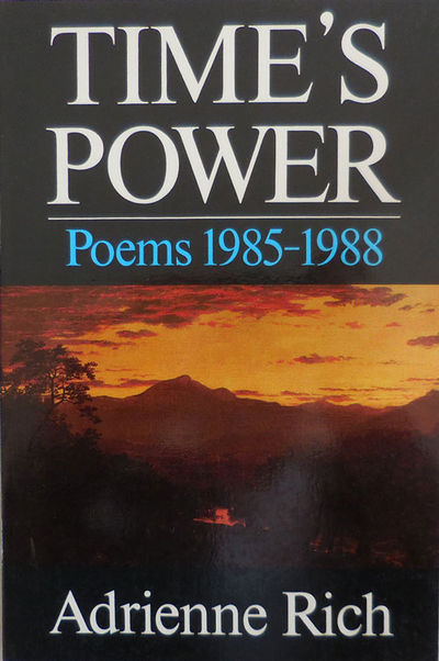New York: W. W. Norton & Company, 1989. Reprint. Paperback. Fine. Trade paperbound volume of poems b...