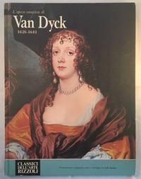 L'opera completa di (the complete works of) Van Dyck 1626-1641