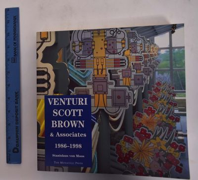 New York: Monacelli Press, 1999. Softcover. VG- (light foxing to upper block). Blue and color-illust...
