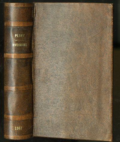Venice: Domenico Guerra & Gio Battista, 1562. Early Edition. Hardcover (rebound in leather). Good Co...