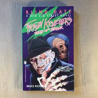 Freddy Krueger's Tales of Terror #1: Blind Date by  Bruce Richards - Paperback - First Edition - 1994 - from The Bookman & The Lady (SKU: Richards-15)