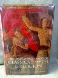 image of The Oxford Dictionary of Classical Myth_Religion