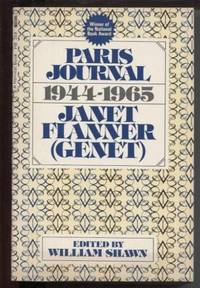 Paris Journal: 1944-1965