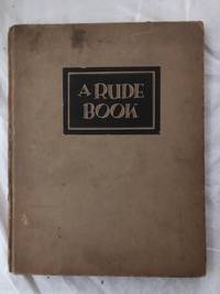 image of A Rude Book