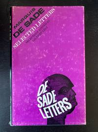 De Sade: Selected Letters