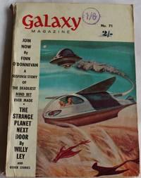 Galaxy Magazine  No 71