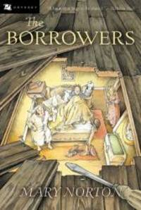 image of The Borrowers (Turtleback School & Library Binding Edition) (Odyssey Classic)