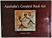 image of Australia's Greatest Rock Art Signed 1st Edition