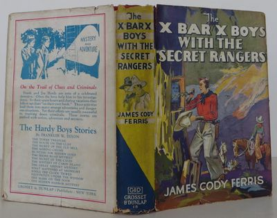 Grosset & Dunlap, 1936. 1st Edition. Hardcover. Near Fine/Very Good. First edition. Book near fine. ...