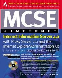 MCSE Internet Information Server 4.0 Study Guide