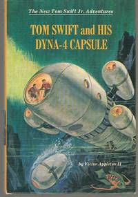 Tom Swift and His Dyna-4 Capsule