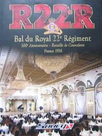 R22R. Bal du Royal 22e Régiment