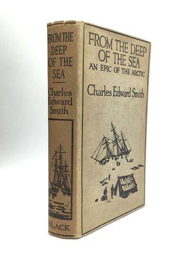 London: A. & C. Black, Ltd, 1922. First Edition. Hardcover. Very good/Very good. First-hand account ...