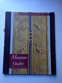 The Art Institute of Chicago Museum Studies  Volume11, No. 2 (Spring 1985)