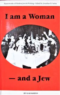 image of I Am a Woman-and a Jew
