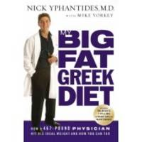 My Big Fat Greek Diet PB Nick Yphantides