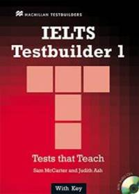 IELTS Testbuilder: Pack (with Key)