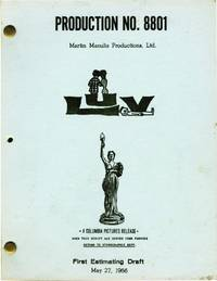 Luv (Original screenplay for the 1967 film)