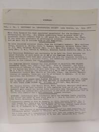 Kinfolks Volume 1 No 2 July 1977