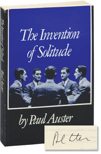 image of The Invention of Solitude (Signed First Edition)