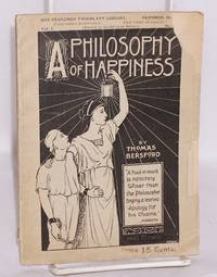 A philosophy of happiness