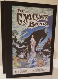 THE GRAVEYARD BOOK: Graphic Novel Single Volume Signed Limited Edition