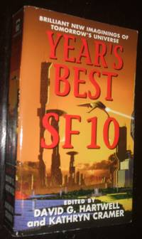 image of Year's Best SF 10 (Year's Best SF (Science Fiction))