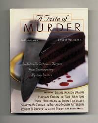 A Taste of Murder  - 1st Edition/1st Printing