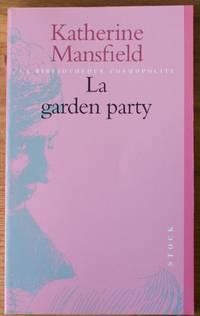 image of La garden party