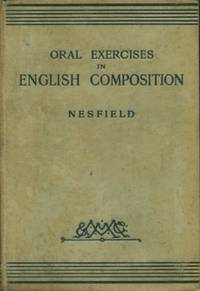 image of Oral Exercises in English Composition