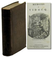 Memoirs of Vidocq the Principal Agent of the French Police