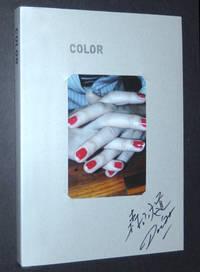 Daido Moriyama: Color, ICP 2012 Infinity Award Commemorative Monograph, SIGNED With PRINT