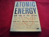 Atomic energy now and tomorrow