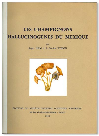 LES CHAMPIGNONS HALLUCINOG�NES DU...