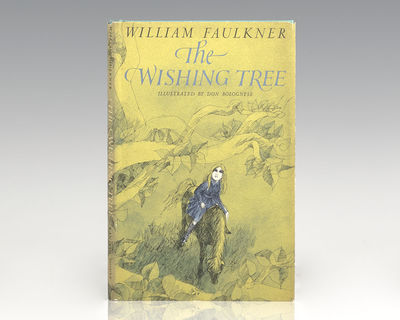 New York: Random House, 1964. First edition of this children's book written by Faulkner for Victoria...